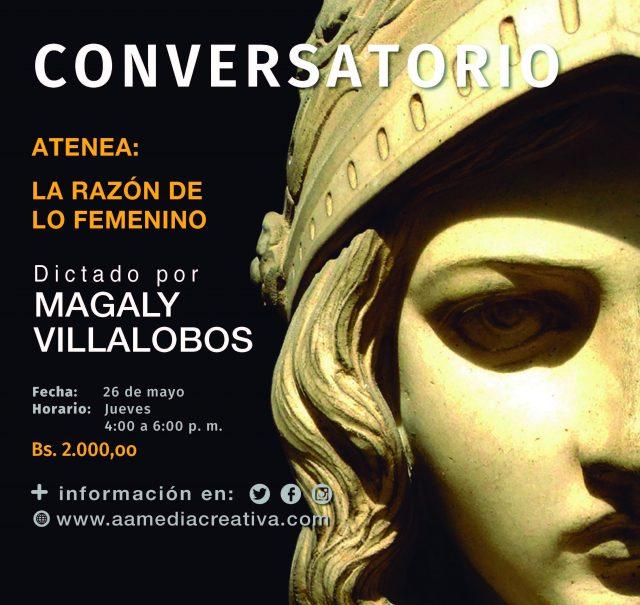 Conversatorio Atenea: La razón de lo femenino